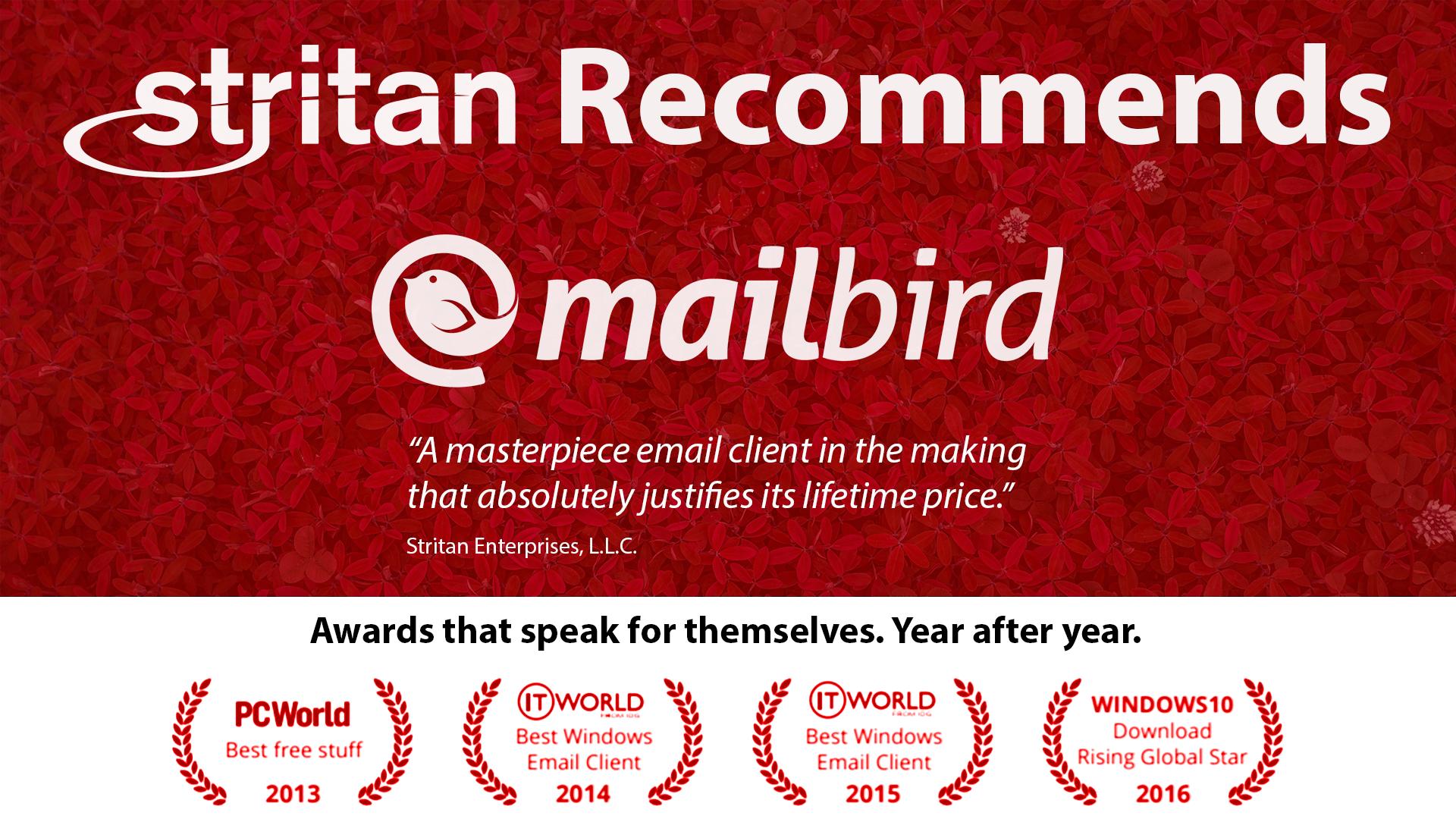 Best Email Mailbird